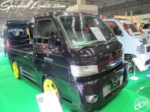 Osaka Auto Messe 2014 Car & Customize Motor Show Intex Custom K-CAR Truck SEFONA SUZUKI Carry