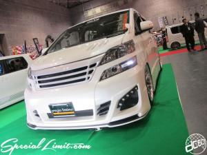 Osaka Auto Messe 2014 Car & Customize Motor Show Intex Custom K-CAR Pregia Tissimo TOYOTA Vellfire