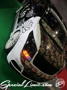 Osaka Auto Messe 2014 Car & Customize Motor Show Intex Custom K-CAR SUZUKI Wagon R WADO CLS