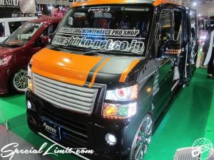 Osaka Auto Messe 2014 Car & Customize Motor Show Intex Custom K-CAR SUZUKI EVERY Wagon SHINKO HEARTILY