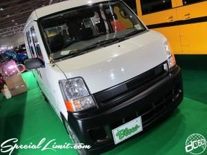 Osaka Auto Messe 2014 Car & Customize Motor Show Intex Custom K-CAR Blow SUZUKI EVERY