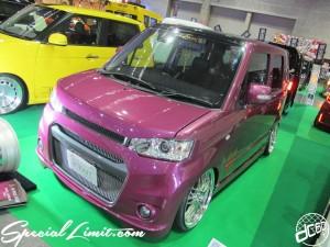 Osaka Auto Messe 2014 Car & Customize Motor Show Intex Custom K-CAR SUZUKI Wagon R Stingray