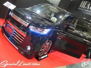 Osaka Auto Messe 2014 Car & Customize Motor Show Intex Custom K-CAR HERTILY SUZUKI WAGON R STINGRAY BOLD