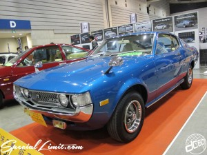 Nostalgic 2days Pacifico YOKOHAMA Oldschool Classic Car Neoclassic Trade Show 2014 VINTAGE Lift Back CELICA TOYOTA