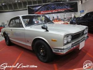 Nostalgic 2days Pacifico YOKOHAMA Oldschool Classic Car Neoclassic Trade Show 2014 VINTAGE Skyline KCG10 GTR