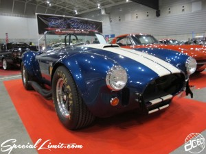 Nostalgic 2days Pacifico YOKOHAMA Oldschool Classic Car Neoclassic Trade Show 2014 VINTAGE GALLERIA SCALA SHELBY 427 AC COBRA