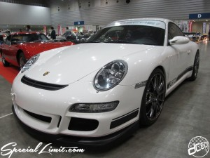 Nostalgic 2days Pacifico YOKOHAMA Oldschool Classic Car Neoclassic Trade Show 2014 VINTAGE PORSCHE 911 GT3