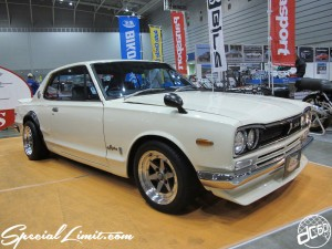 Nostalgic 2days Pacifico YOKOHAMA Oldschool Classic Car Neoclassic Trade Show 2014 VINTAGE NISSAN Skyline GTX GTR KPGC10
