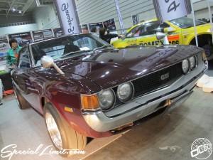 Nostalgic 2days Pacifico YOKOHAMA Oldschool Classic Car Neoclassic Trade Show 2014 VINTAGE TOYOTA LB CELICA GTV