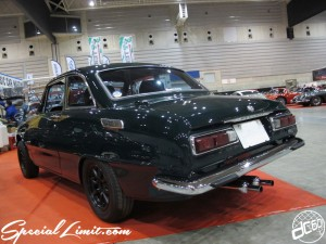 Nostalgic 2days Pacifico YOKOHAMA Oldschool Classic Car Neoclassic Trade Show 2014 VINTAGE ISUZU BELLETT GT