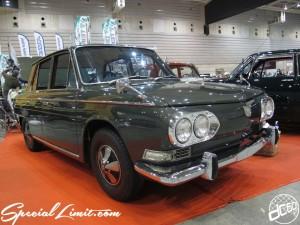 Nostalgic 2days Pacifico YOKOHAMA Oldschool Classic Car Neoclassic Trade Show 2014 VINTAGE ISUZU RR