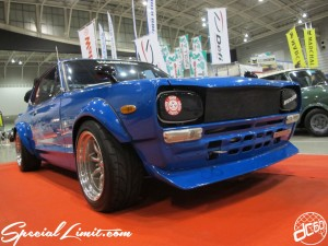 Nostalgic 2days Pacifico YOKOHAMA Oldschool Classic Car Neoclassic Trade Show 2014 VINTAGE Skyline GTR RS Watanabe Racing KPGC10 Wide Body
