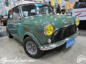 Nostalgic 2days Pacifico YOKOHAMA Oldschool Classic Car Neoclassic Trade Show 2014 VINTAGE ROVER MINI