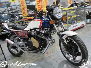Nostalgic 2days Pacifico YOKOHAMA Oldschool Classic Car Neoclassic Trade Show 2014 VINTAGE HONDA CBX BEET Racing