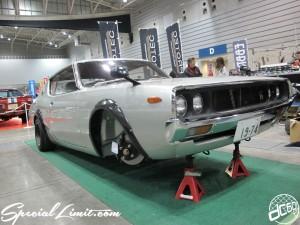 Nostalgic 2days Pacifico YOKOHAMA Oldschool Classic Car Neoclassic Trade Show 2014 VINTAGE 1974 Skyline Ken Mery