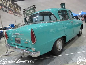 Nostalgic 2days Pacifico YOKOHAMA Oldschool Classic Car Neoclassic Trade Show 2014 VINTAGE TOYOPET Deluxe 1900