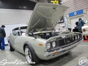 Nostalgic 2days Pacifico YOKOHAMA Oldschool Classic Car Neoclassic Trade Show 2014 VINTAGE Skyline GTR L28 Solex