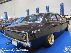 Nostalgic 2days Pacifico YOKOHAMA Oldschool Classic Car Neoclassic Trade Show 2014 VINTAGE STAR ROAD Skyline GT