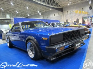 Nostalgic 2days Pacifico YOKOHAMA Oldschool Classic Car Neoclassic Trade Show 2014 VINTAGE STAR ROAD Skyline Japan WORK