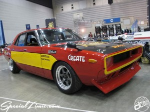 Nostalgic 2days Pacifico YOKOHAMA Oldschool Classic Car Neoclassic Trade Show 2014 VINTAGE Skyline GTX Racer Ken-Mary CREATE SHEEP DOG Volk Racing