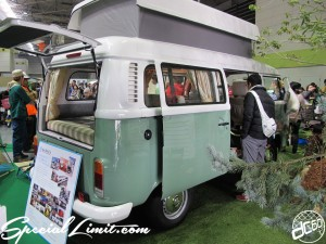 Osaka Outdoor Festival 2014 Intex Camp Tent BBQ GAKUYA VW BUS Goods Type2