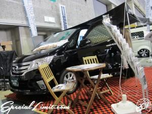 Osaka Outdoor Festival 2014 Intex Camp Tent BBQ Goods AMUSEMENT SUV WORLD NISSAN SERENA