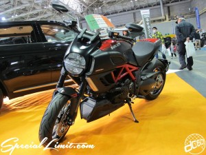 Osaka Outdoor Festival 2014 Intex Camp Tent BBQ Goods AMUSEMENT DUCATI DIAVEL URBAN GARAGE