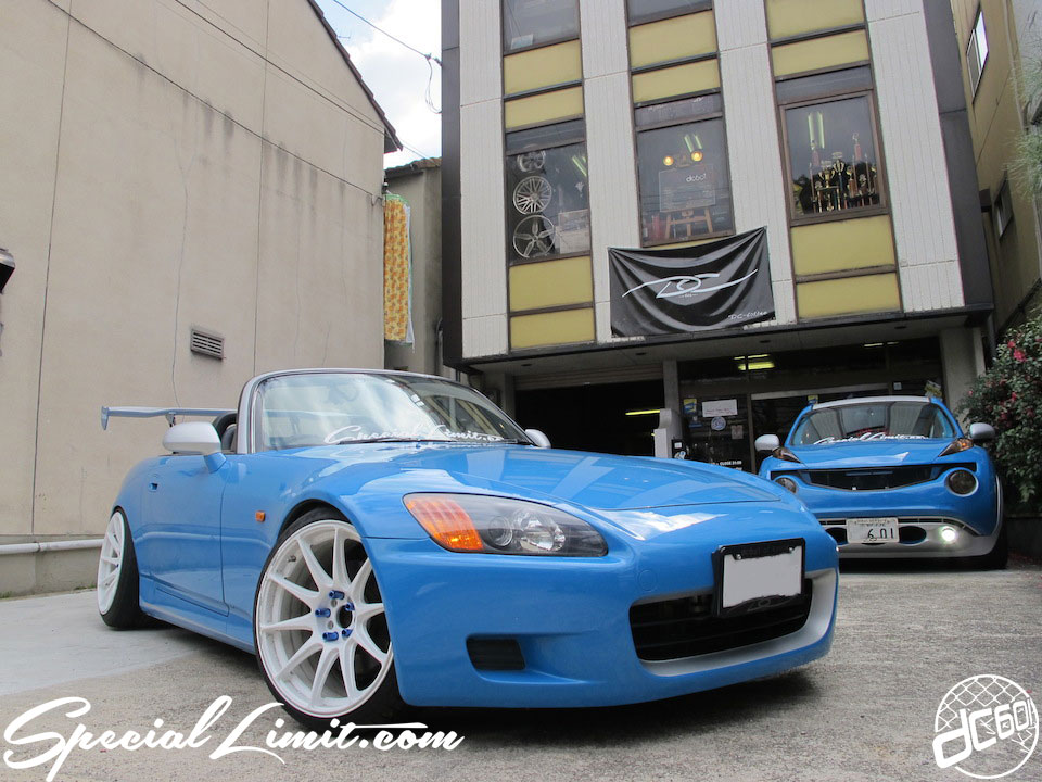 S2K custom project second series start !!