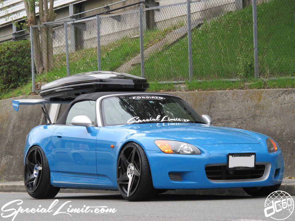 HONDA S2K Crazy Custom !!