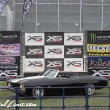 2014 X-5 Fukuoka CROSS FIVE MONSTER ENERGY XTREME SUPER SHOW Impala SS Convertible Bikini Car Wash