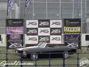 2014 X-5 Fukuoka CROSS FIVE MONSTER ENERGY XTREME SUPER SHOW Impala SS Convertible Bikini Car Wash