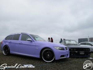 2014 X-5 Fukuoka CROSS FIVE MONSTER ENERGY XTREME SUPER SHOW Custom USDM dc601 Breyton BMW E30 Cabrio E91 Touring Purple Magic M-Sport Stance Wheels TWS