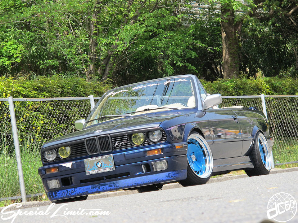 FOR SALE☆ BMW E30 Cabrio, Breyton Complete !!