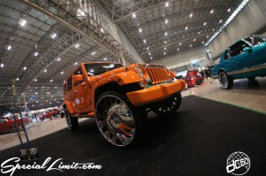 NEXT Auto Show FORGIATO FORGED Wheels Slammed Custom Wrangler Unlimited Enzo
