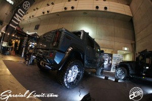 NEXT Auto Show FORGIATO FORGED Wheels Slammed Custom GM HUMMER H2 SUT