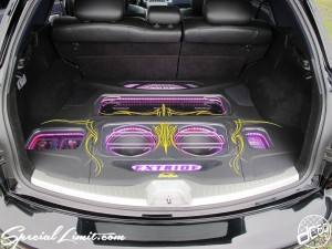 2014 X-5 Fukuoka CROSS FIVE MONSTER ENERGY XTREME SUPER SHOW Custom USDM Infiniti FX Audio EXTRIDE Rockford Fosgate