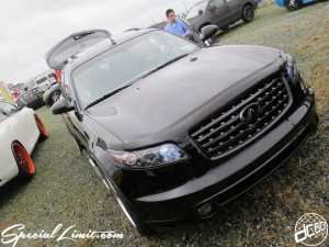2014 X-5 Fukuoka CROSS FIVE MONSTER ENERGY XTREME SUPER SHOW Custom USDM Infiniti FX