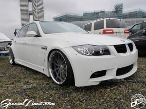 2014 X-5 Fukuoka CROSS FIVE MONSTER ENERGY XTREME SUPER SHOW Custom USDM BMW E90 Sedan Wide Body