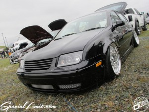 2014 X-5 Fukuoka CROSS FIVE MONSTER ENERGY XTREME SUPER SHOW Custom USDM VW Golf Jetta WORK Seaker