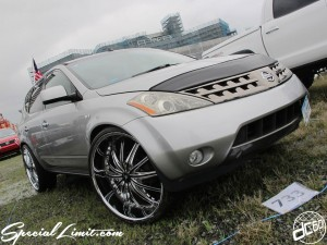2014 X-5 Fukuoka CROSS FIVE MONSTER ENERGY XTREME SUPER SHOW Custom USDM NISSAN MURANO