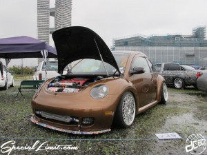 2014 X-5 Fukuoka CROSS FIVE MONSTER ENERGY XTREME SUPER SHOW Custom USDM VW New Beetle