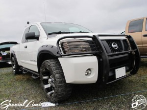 2014 X-5 Fukuoka CROSS FIVE MONSTER ENERGY XTREME SUPER SHOW Custom USDM NISSAN TITAN
