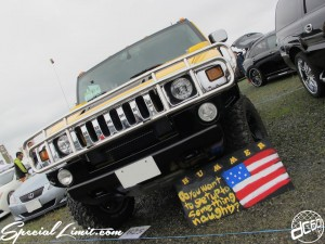 2014 X-5 Fukuoka CROSS FIVE MONSTER ENERGY XTREME SUPER SHOW Custom USDM HUMMER H2