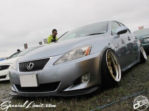 2014 X-5 Fukuoka CROSS FIVE MONSTER ENERGY XTREME SUPER SHOW Custom USDM LEXUS IS Stance WORK Meister S1