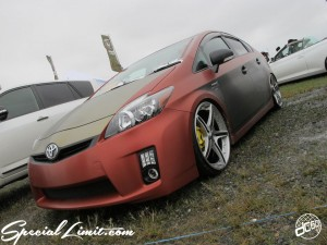 2014 X-5 Fukuoka CROSS FIVE MONSTER ENERGY XTREME SUPER SHOW Custom USDM TOYOTA Prius HyBrid FORGIATO ECL