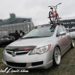 2014 X-5 Fukuoka CROSS FIVE MONSTER ENERGY XTREME SUPER SHOW Custom USDM HONDA CIVIC THULE injen