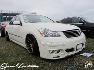 2014 X-5 Fukuoka CROSS FIVE MONSTER ENERGY XTREME SUPER SHOW Custom USDM NISSAN FUGA Infiniti M45