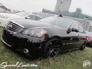 2014 X-5 Fukuoka CROSS FIVE MONSTER ENERGY XTREME SUPER SHOW Custom USDM Infiniti M45 NISSAN FUGA WORRK