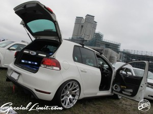 2014 X-5 Fukuoka CROSS FIVE MONSTER ENERGY XTREME SUPER SHOW Custom USDM Volks Wagen VW Golf Audio