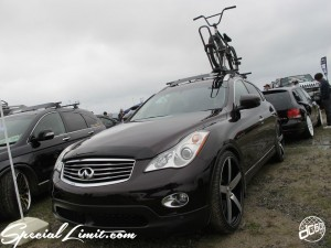 2014 X-5 Fukuoka CROSS FIVE MONSTER ENERGY XTREME SUPER SHOW Custom USDM Skyline Cross Over Infiniti
